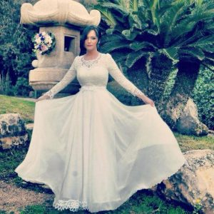 Meital Mazaltarim Modest Bridal Collection (17)