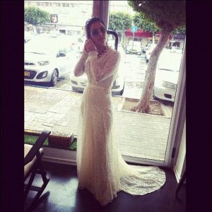 Meital Mazaltarim Modest Bridal Collection (5)